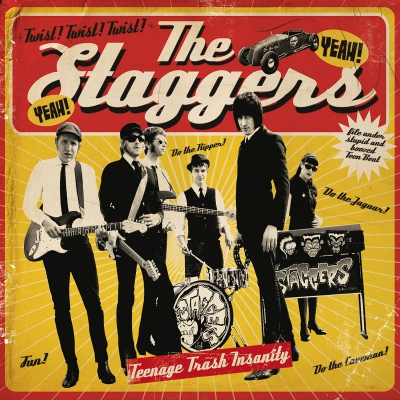 The Incredible Staggers – Teenage Trash Insanity