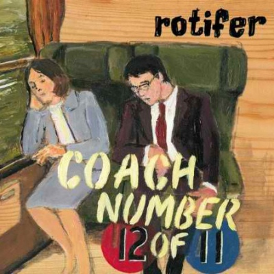 Rotifer – Coach Number 12 of 11