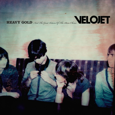 Velojet – Heavy Gold and the Great Return of the Stereo Chorus