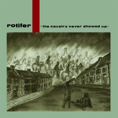Rotifer – The Cavalry Never Showed Up